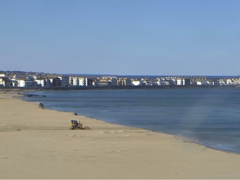 Visit Hampton Beach, NH, United States with EarthCams