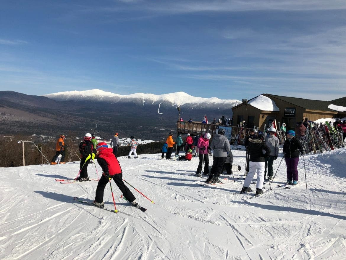 New Hampshire Ski Season 'Trail Map 'Approved By Reopening Panel