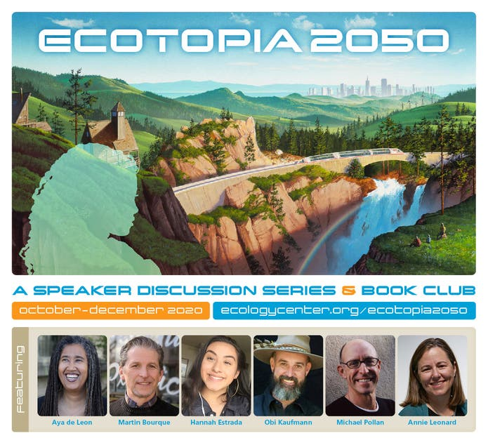 "Ecotopia 2050 ""Michael Pollan - Ecotopia and The Future of Food"""
