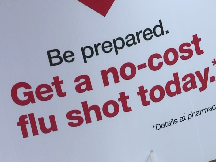 Winter Flu Season Off to Early Start; Doctors Say Get Vaccinated