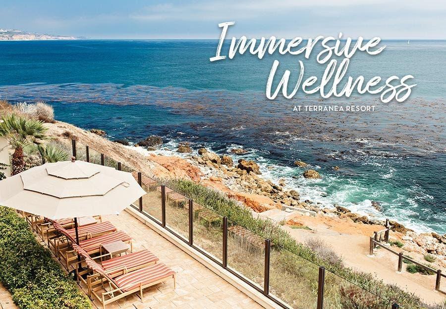 Immersive Wellness At Terranea Resort