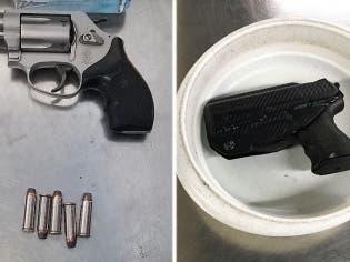 TSA Seizes 2 Guns In 3 Days At Logan Airport