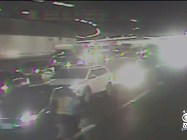 Video Shows Moments After Woman Hit In ONeill Tunnel