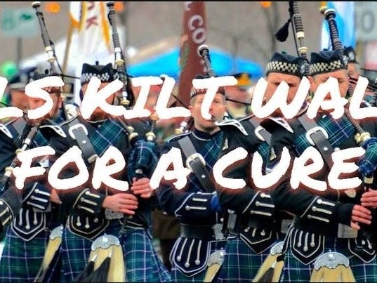 Kilts For A Cure To Take To Michigan Avenue