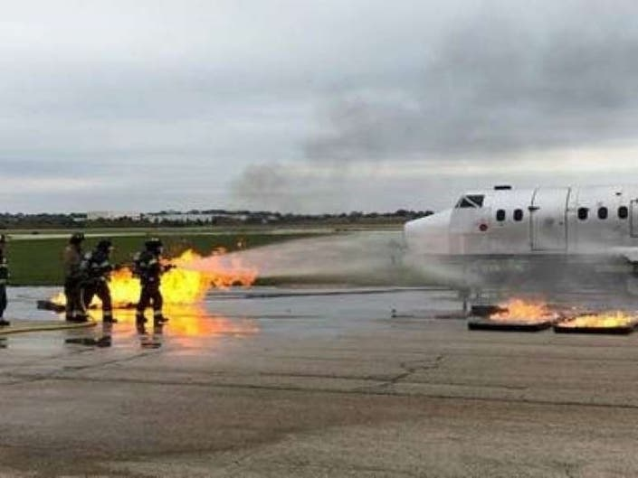 The Dupage Airport To Host Full-Scale Emergency Plane Crash Simulation