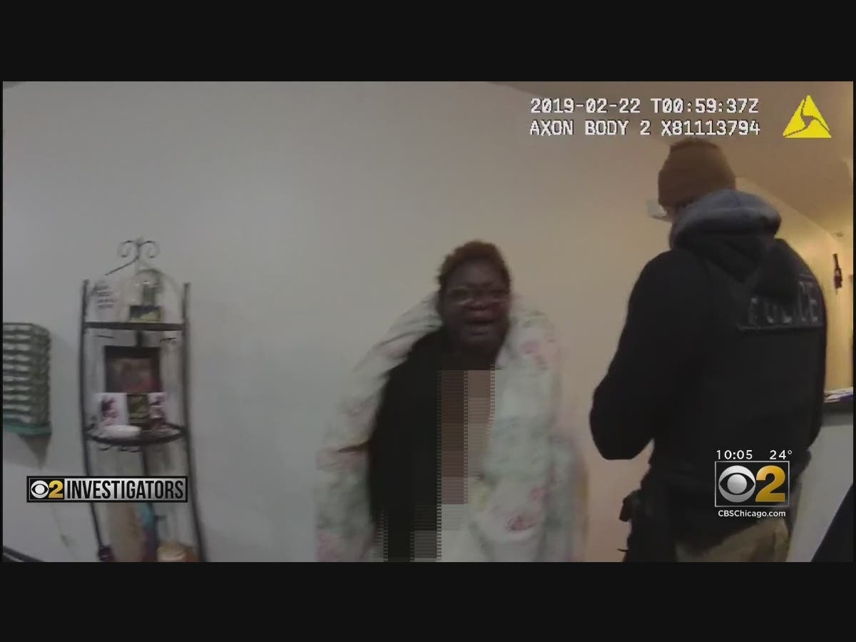 You Have the Wrong Place: Body Camera Video Shows