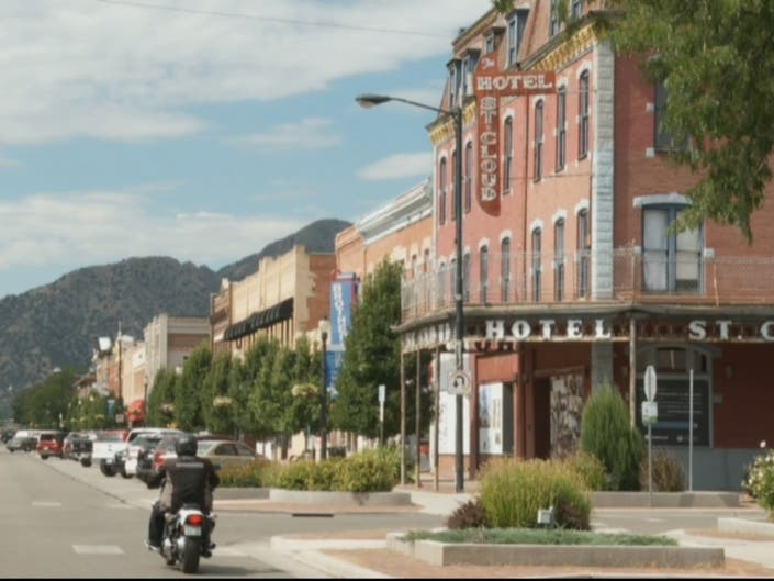 Denver Group To Revitalize Historic St  Cloud Hotel In Cañon