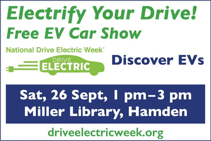 Electrify Your Drive! A Free EV Car Show and Information Session