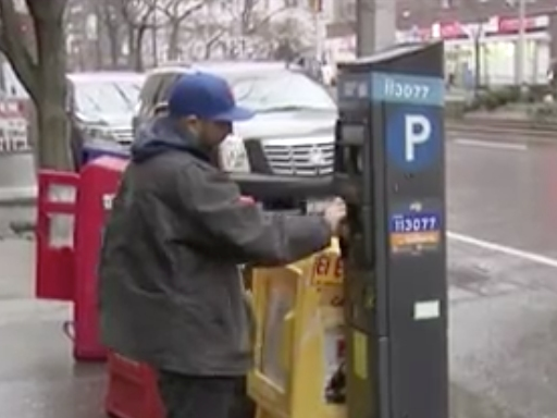 Parking Meters Stop Taking Credit Cards After New Year Glitch