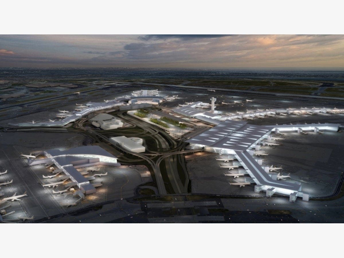 JFK Airport's Terminal 4 To Get Nearly $4 Billion Makeover