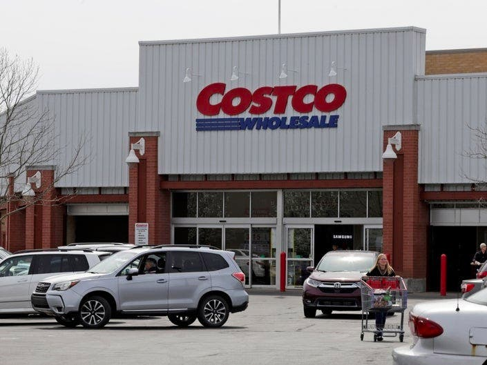 Work Begins On Plainfield Costco Store