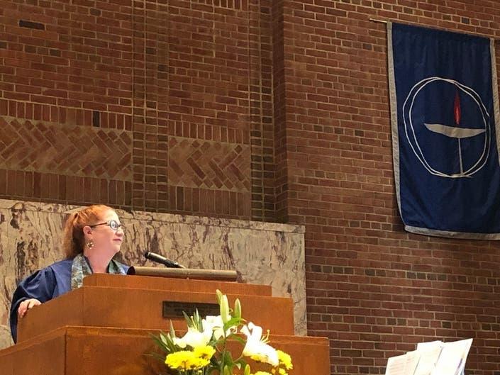 Local Unitarian Universalist Church Welcomes New Senior