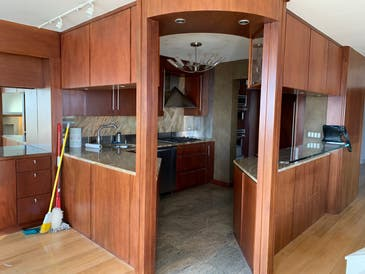 Kitchen cabinets complete with appliances $2500 - Long ...