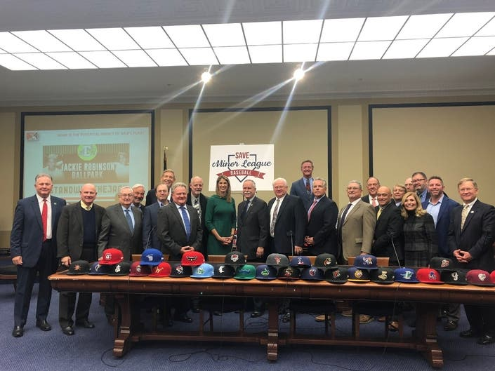 Rep. Trahan Launches Save Minor League Baseball Task Force