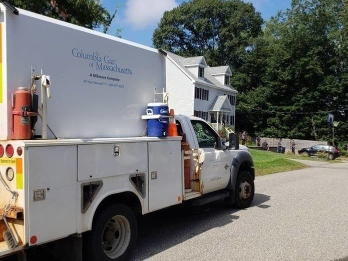 Massachusetts Halloween 2020 Incident Columbia Gas Mislabeled Gas Line In St. Augustine School Accident