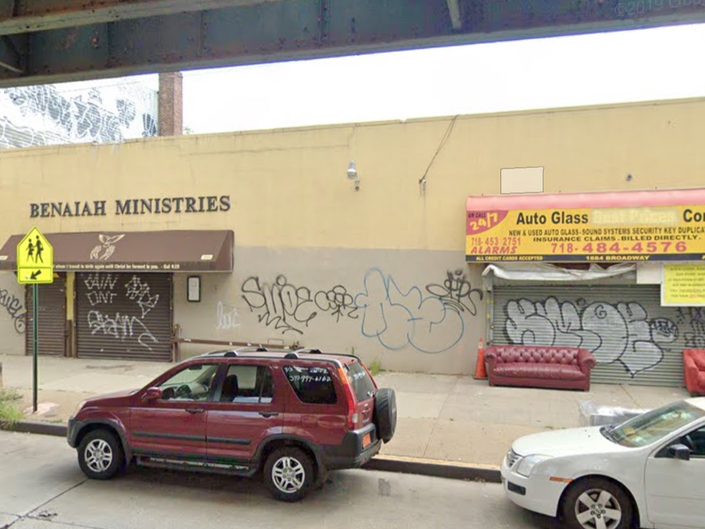 7-Story Apartment Building Planned In Bushwick, Records Show