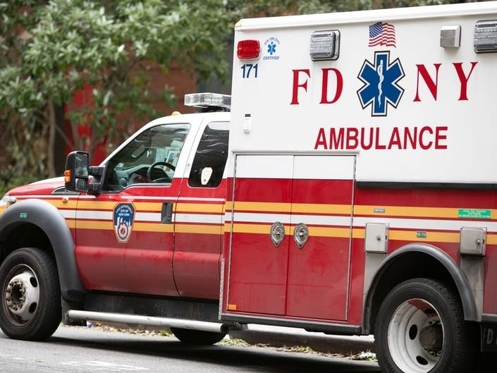 Driver Dies After Speeding Into Garbage Truck, NYPD Says