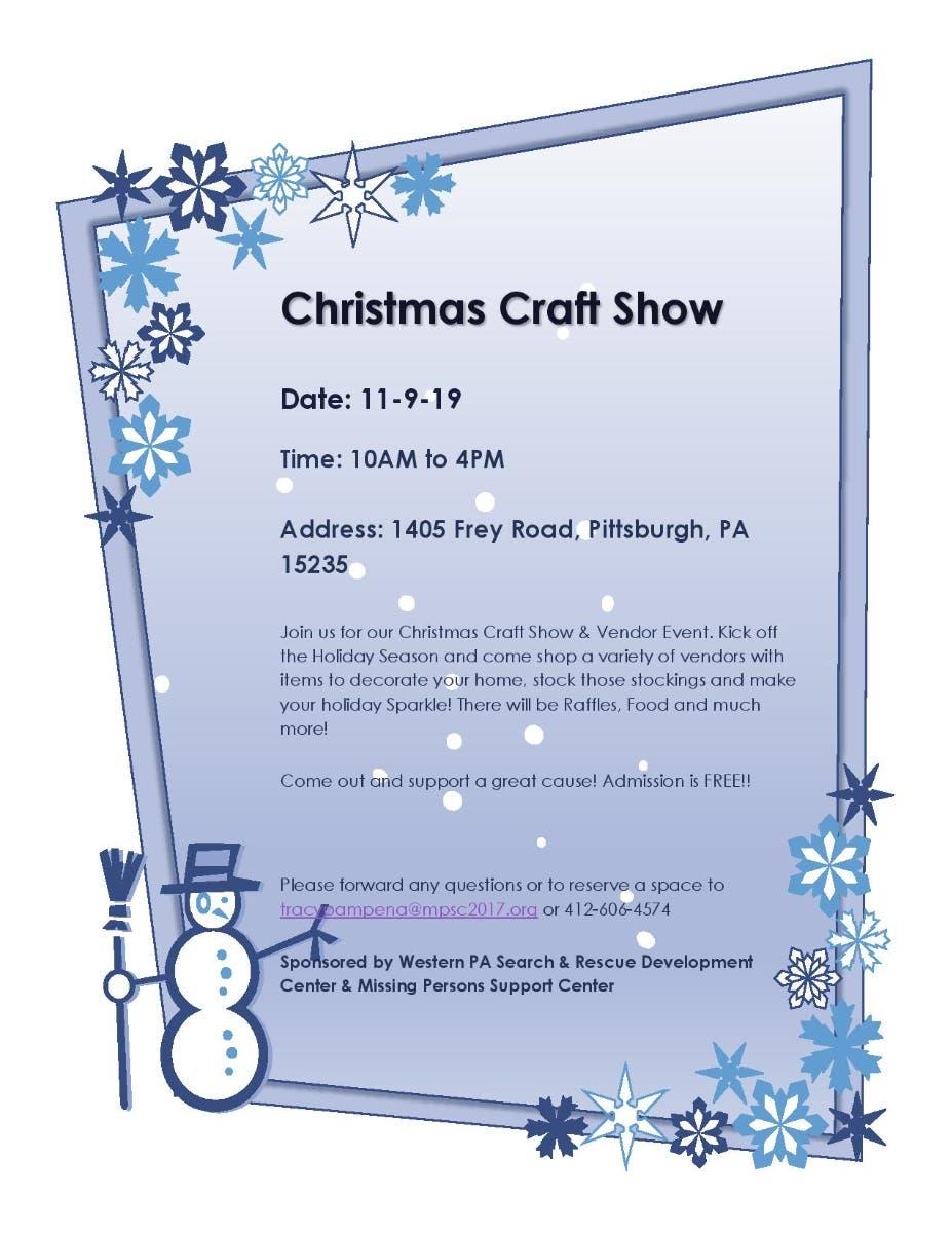 Christmas Craft Show Items.Christmas Craft Show Plum Oakmont Pa Patch