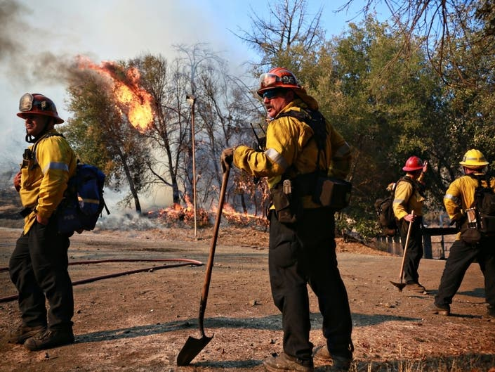 New Laws Add Mental Health Protections For CA Firefighters