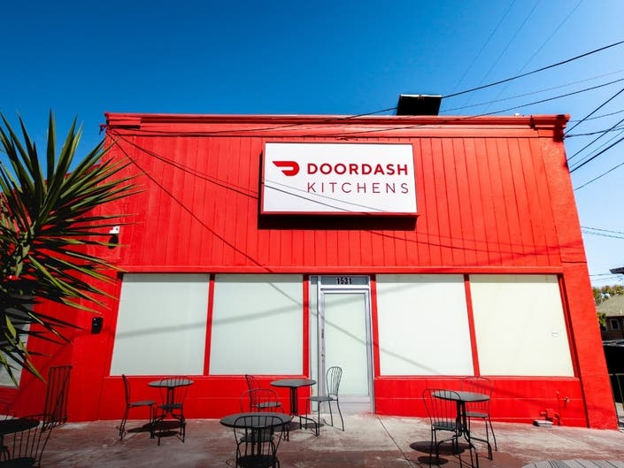 DoorDash Opens First-Ever Shared Kitchen In Silicon Valley