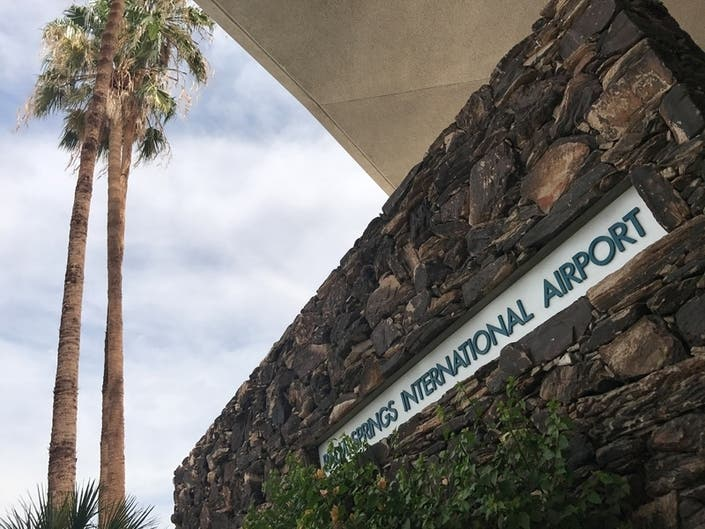 Palm Springs Airport Adds Nonstop Flights From Major Cities