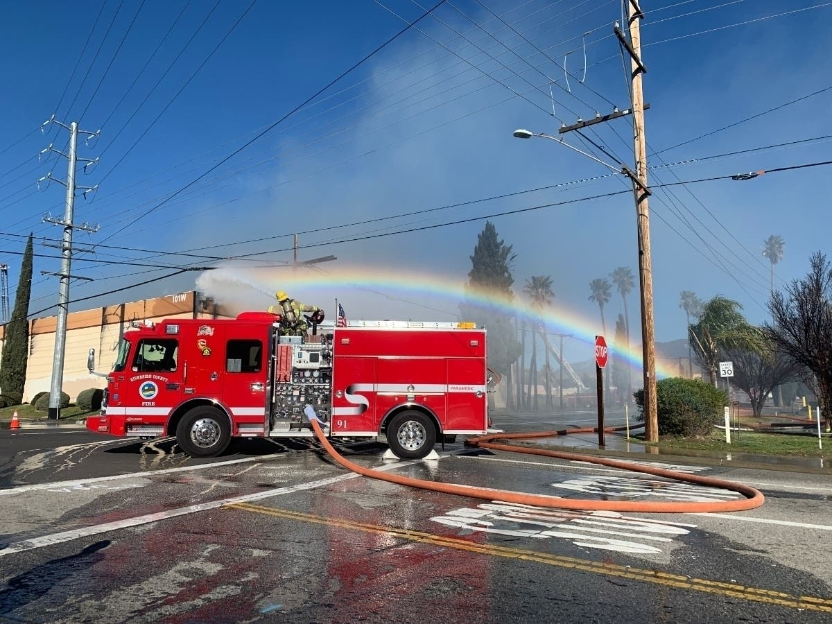 Banning Commercial Fire Could Disrupt Worldwide Vinyl Industry