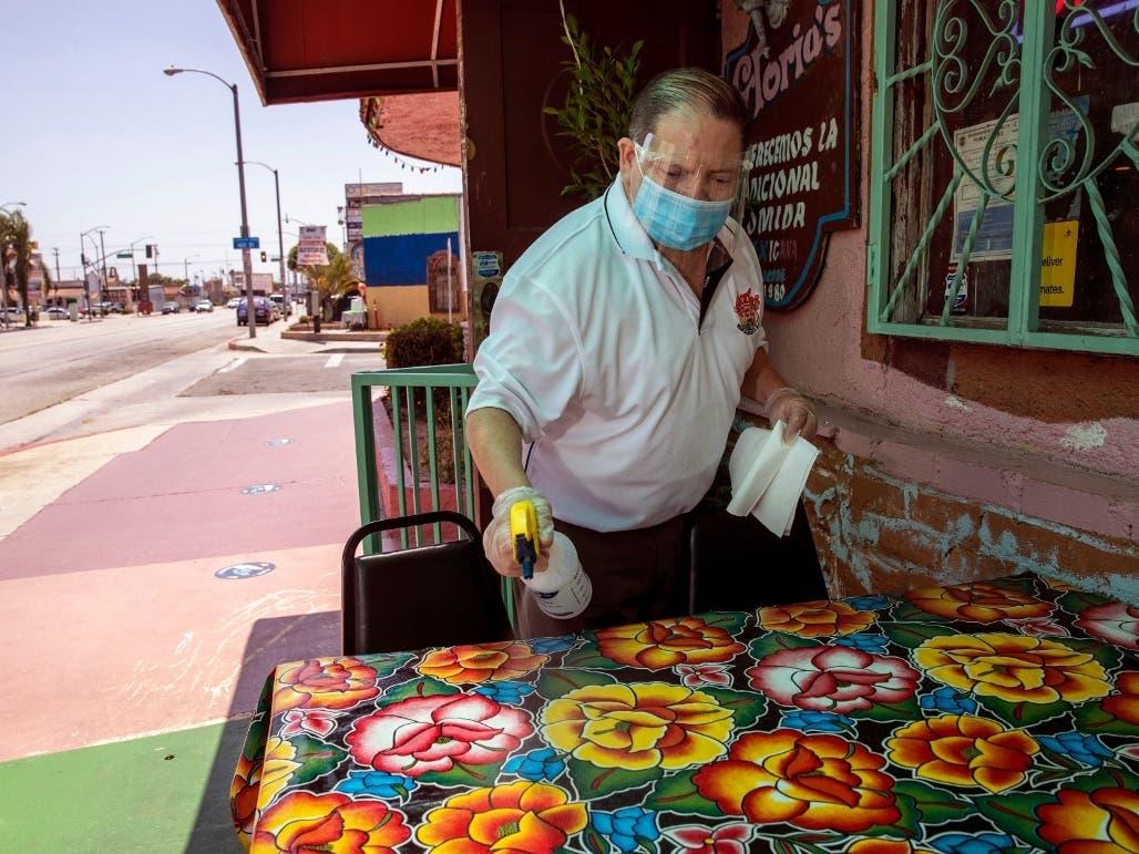 208,528 Coronavirus Cases In LA County: Where They Are