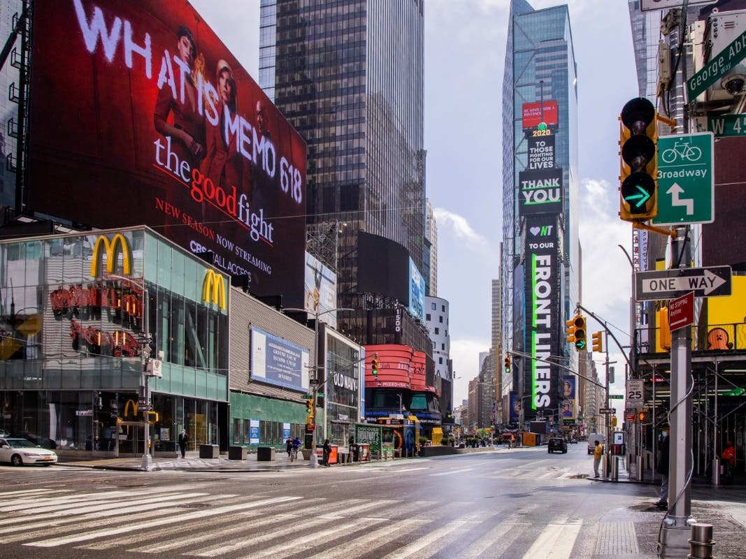 Census 'Flash Mob' To Storm Times Square Wednesday