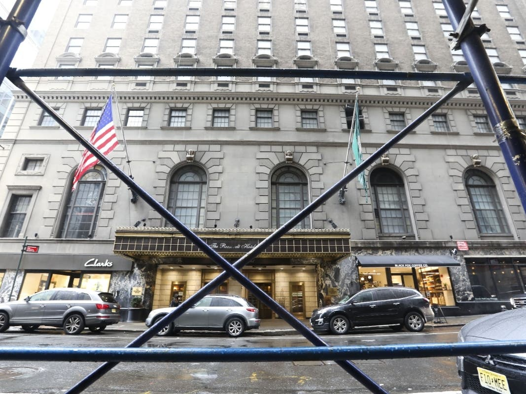 Midtown S Roosevelt Hotel Closing After Nearly 100 Years Reports Midtown Ny Patch