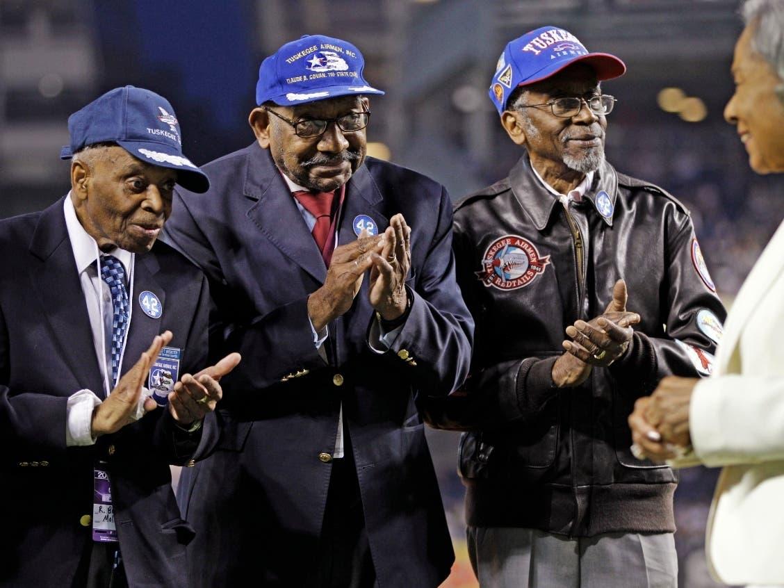 Harlem Resident, Former Tuskegee Airman Dies At 103: Report