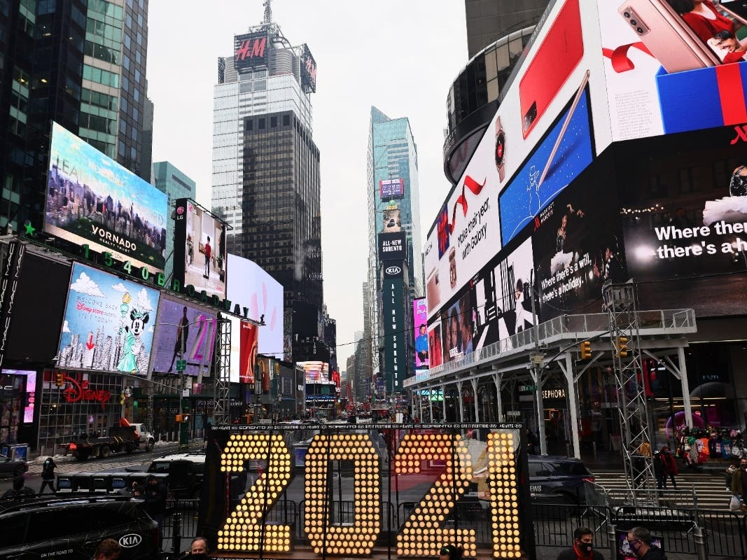 New Year's Eve 2020 In NYC Will Be Unrecognizable: What To Expect | New York City, NY Patch