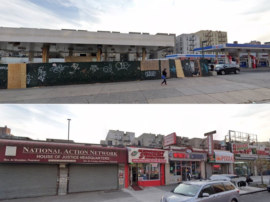 Much Of Harlem Block To Be Demolished, Permits Show