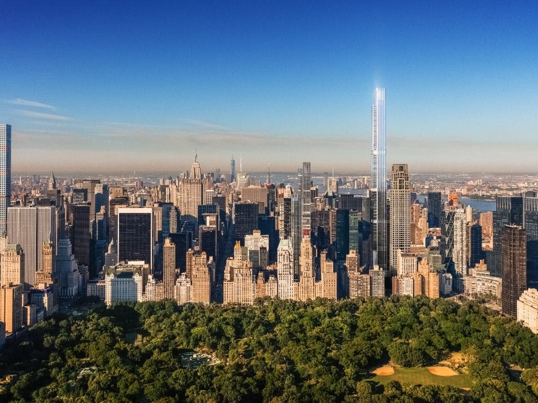 Supertall Central Park Tower To Welcome First Residents