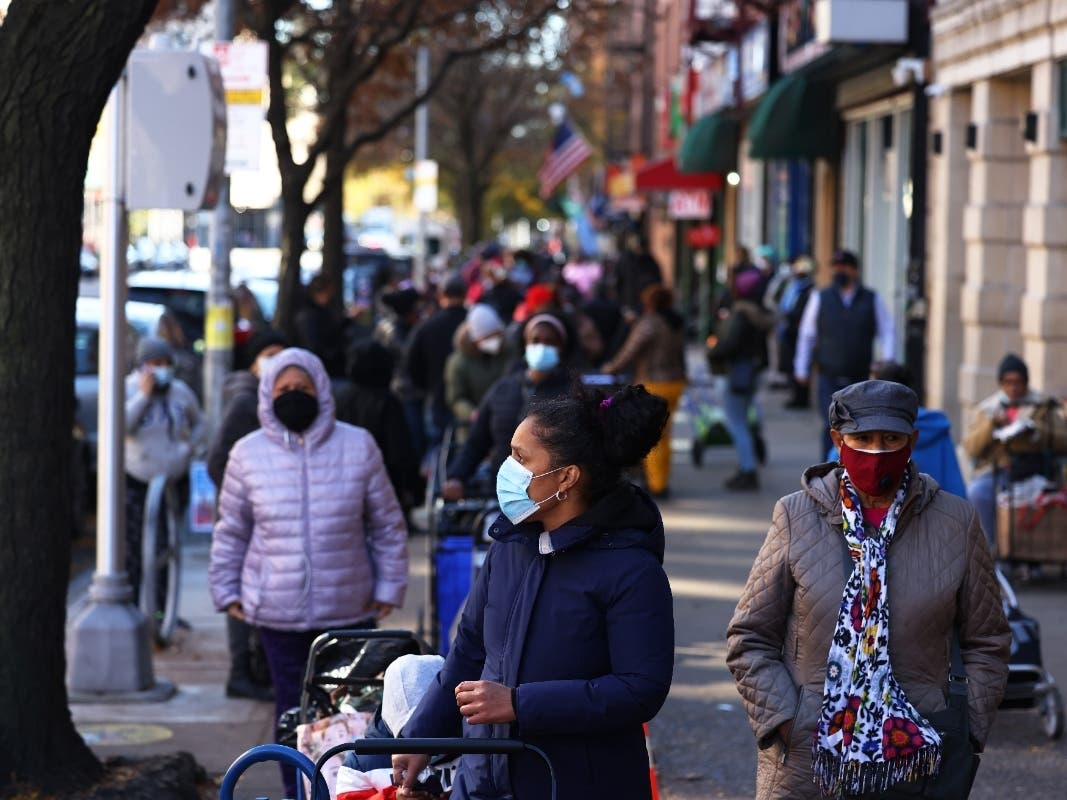 1,000 Dead, 20,000 Cases: Harlem Marks 1 Year Of COVID-19