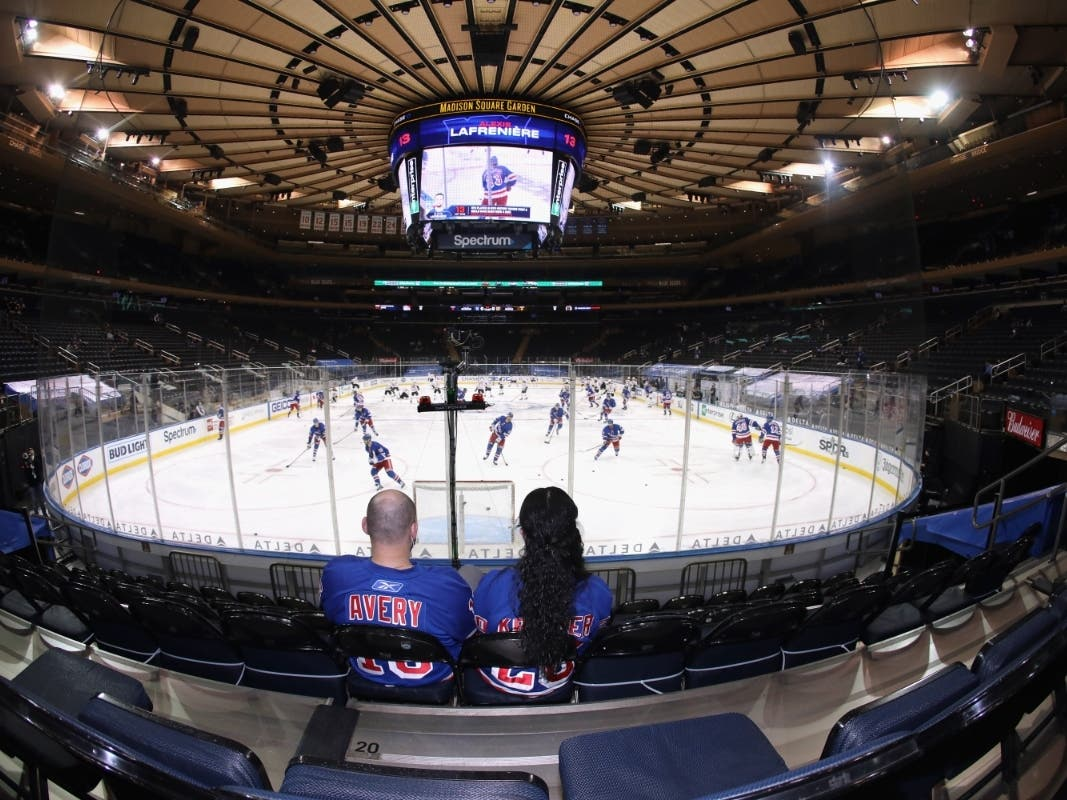 Madison Square Garden Fans Can Show New COVID-19 Entry Pass