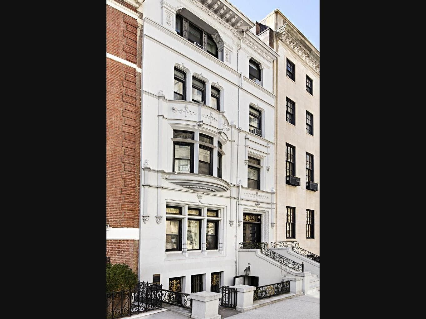 This UES Townhouse Is More Than A Century Old