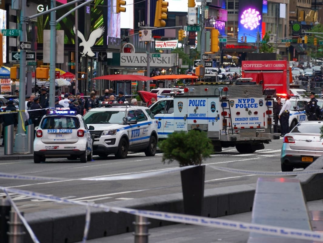 Times Square Shooting Suspect Arrested In Florida After Manhunt