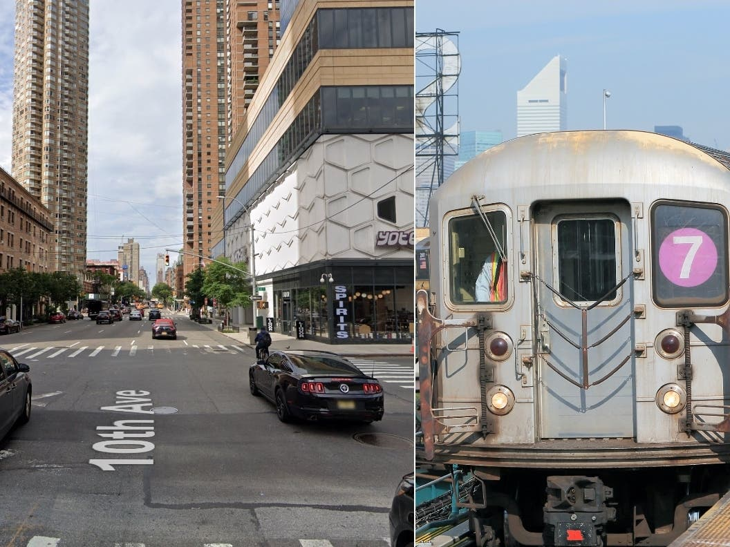 Hell's Kitchen Candidate Wants To Revive Proposed 7 Train Station