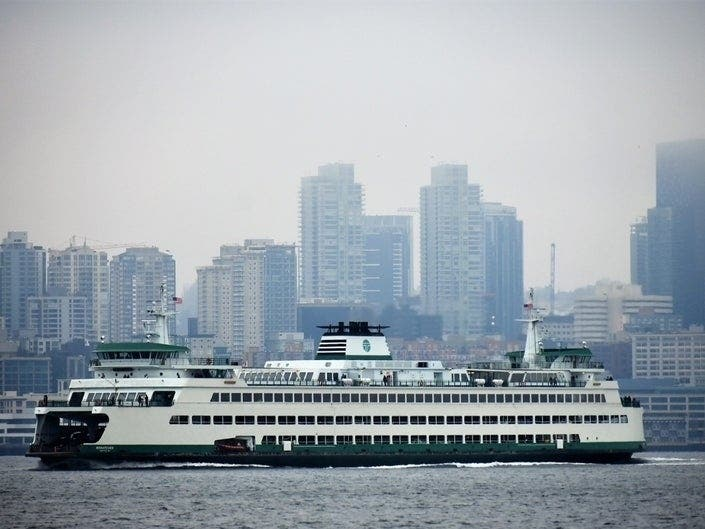 Washington Ferries Get Upgraded Whale Alert System
