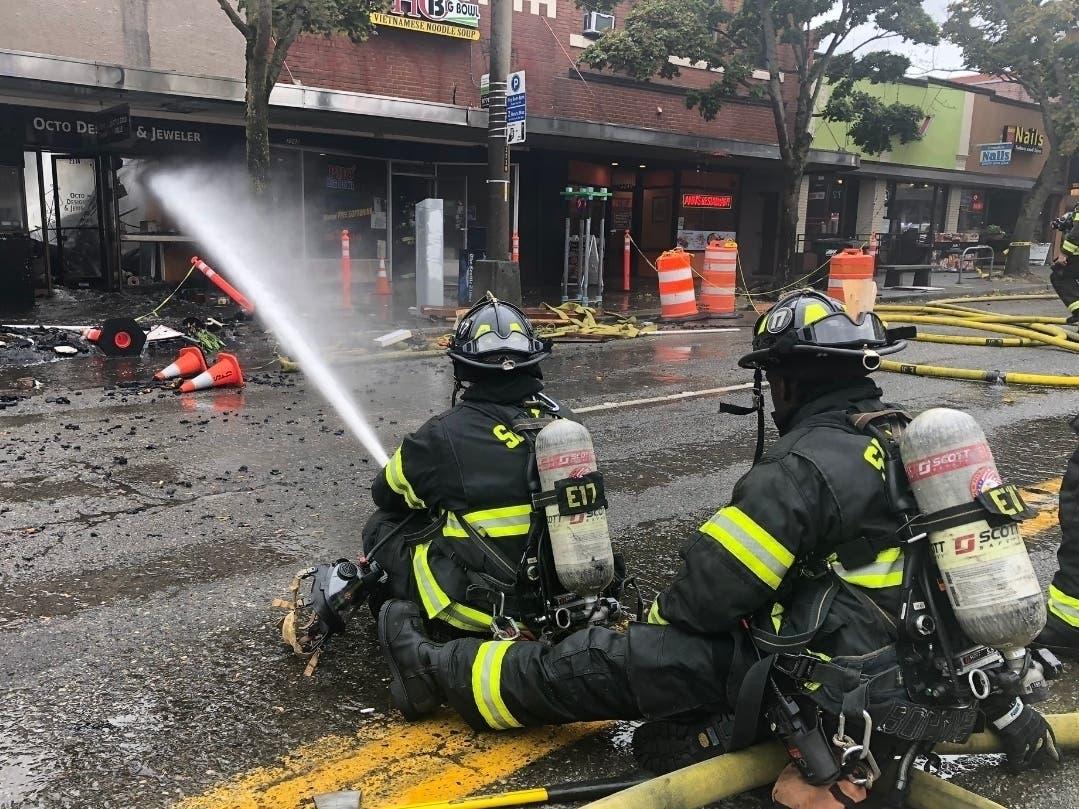 Seatle Firefighters