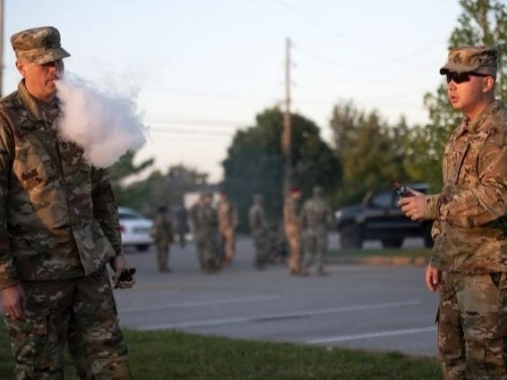 Military Exchanges Ban All Vape Sales