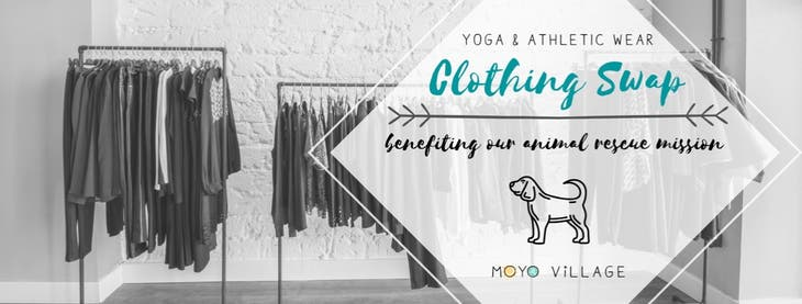 Yoga & Athletic Wear Clothing Swap