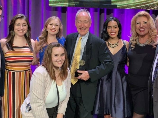 Hofstra University WRHU Radio Named College Station of the Year