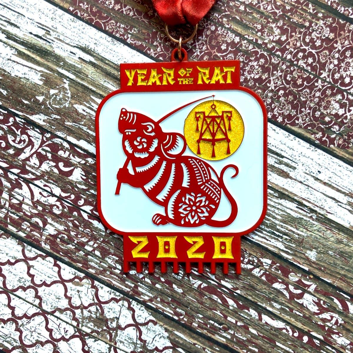 Jan 25   Chinese New Year - Year of the Rat Run and Walk ...