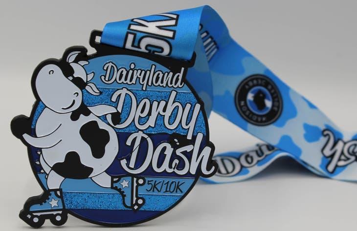 Dairyland Derby Dash 5K & 10K - Participate from home!