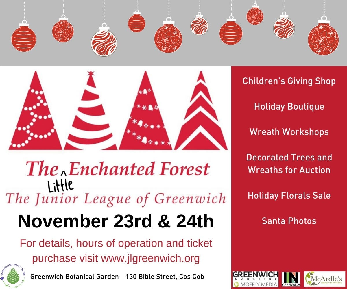 Nov 23 | The Little Enchanted Forest | Greenwich - Patch.com