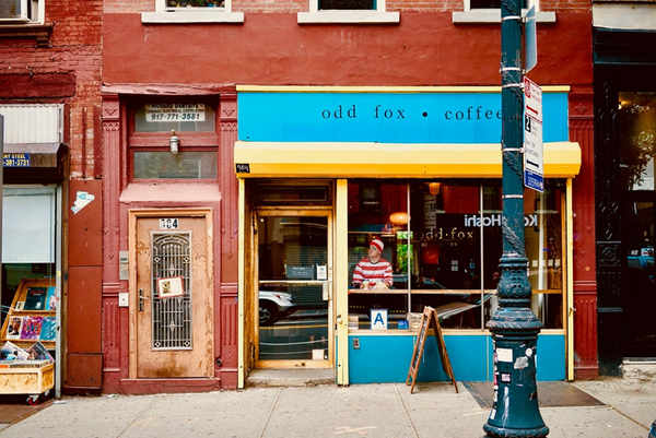 5 Best Coffee Shops In Greenpoint Brooklyn Williamsburg Ny Patch