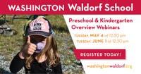Washington Waldorf School PreK & Kindergarten Overview Webinar