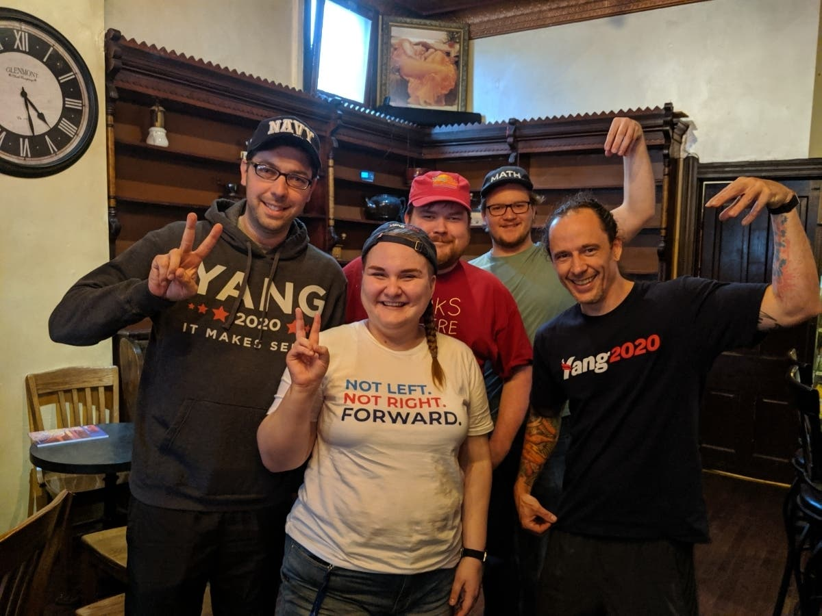 Halloween Cleveland 2020 Yang 2020 Halloween Bash In Cleveland Heights (Oct. 28