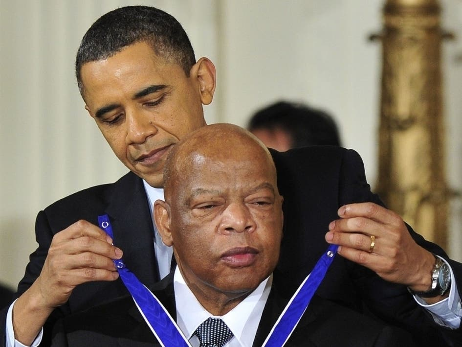 Obama Wishes John Lewis A Happy Birthday